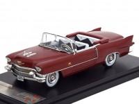 1:43 CADILLAC Eldorado Biarritz Cabrio 1956 Metallic Red