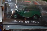 1:43 Mercedes Benz 170V темно-зеленый фургон