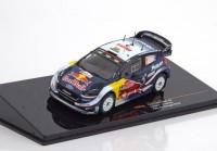 1:43 FORD Fiesta WRC #2 E.Evans/D.Barritt 2 место Rally Portugal 2018