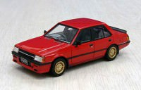 1:43 Mitsubishi Lancer-EX Turbo GSR Intercooler (A175A) 1984 (red)