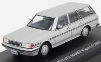 1:43 Toyota Mark II TGX70G Wagon LG Mid Model Super Silver