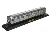 1:87 ZRABx-15101 (LA REMORQUE D'EXTREMITE DE LA RAME Z-5100) 1953 Silver