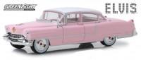 "1:24 CADILLAC Fleetwood Series 60 Elvis Presley ""Pink Cadillac"" 1955"