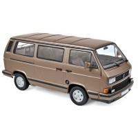 1:18 VW T3 Multivan Bus 1990 Bronze Metallic