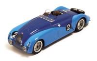 1:43 BUGATTI 57G J-P.Wimille-R.Benoist #2 Winner Le Mans 1937