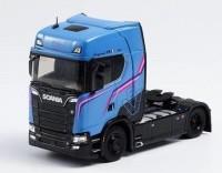 1:43 седельный тягач SCANIA S730 V8 Serie Limitee 50 2019 Blue