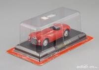 1:43 Ferrari 125S Cabriolet 1947 (red)