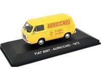 "1:43 FIAT850T ""AURICCHIO"" 1972 Yellow"
