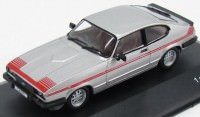 1:43 FORD Capri III GT4 1980 Silver/Red