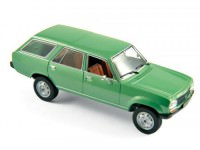 1:43 PEUGEOT 504 Break Dangel 4x4 1980 Green Metallic