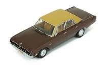 1:43 DODGE DART Gran Sedan 1976 Brown/Beige Roof