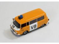 """1:43 BARKAS B1000 """"VB"""" (Службой Общественной безопасности Чехословакии) 1975"""
