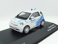 "1:43 TOYOTA IQ ""Belgium Police"" (полиция Бельгии) 2012"