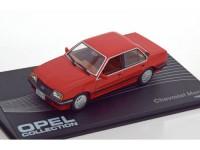 1:43 CHEVROLET Monza 1982-1990 Red
