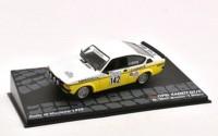 1:43 OPEL Kadett GT/E  #142 M.Biasion/T.Siviero Rally Di Modena 1979