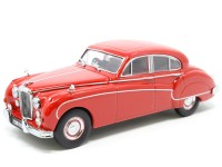1:43 JAGUAR MkVIII 1957 Carmen Red