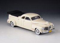 1:43 CADILLAC Miller Meteor Flower Car (катафалк) 1941 White