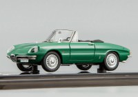 "1:43 Alfa Romeo 1600 Spider ""Duetto"" 1966 (dark green)"
