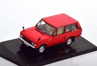 1:43 LAND ROVER Velar 4х4 (3 двери) 1969 Red