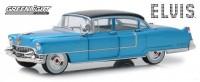 "1:43 CADILLAC Fleetwood Series 60 Elvis Presley ""Blue Cadillac"" 1955"