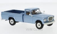 1:43 STUDEBAKER Champ Pick Up 1963 Metallic Light Blue