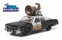 "1:43 DODGE Monaco ""Bluesmobile"" Horn on Roof 1974 (из к/ф ""Братья Блюз"")"