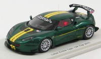 1:43 LOTUS Evora GT4 Lotus Sport 2012 Metallic Green