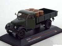 1:43 PHANOMEN Granite 27 (бортовой грузовик с бочками) 1950 Dark Green