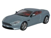 1:43 Aston Martin DB9 Coupe 2013 Metallic Silver