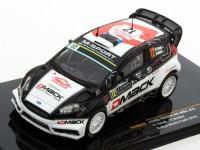 1:43 FORD Fiesta RS WRC #12 O.Tänak/R.Molder Rally Monte Carlo 2016