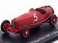 1:43 MASERATI Tipo 26 #5 A.Maserati/Bertocchi Targa Florio 1926