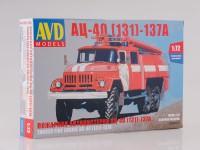 1:72 Сборная модель АЦ-40(131)-137А