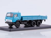 1:43 КАМАЗ-53212 бортовой,голубой