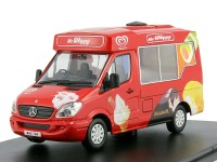 1:43 MERCEDES-BENZ SPRINTER Van Walls Ice Cream Whitby 2010
