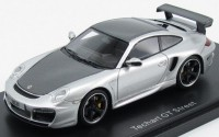 1:43 PORSCHE 911 (997) Techart GT Street 2009 Silver/Metallic Grey