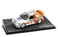 1:43 FORD Escort RS WRC #5 C.Sainz/L.Moya победитель Rally Acropolis 1997