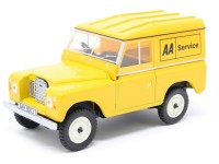 "1:43 LAND ROVER Series III SWB Hard Top ""AA Service"" 1970"