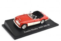 1:43 AUSTIN HEALEY 3000 MKIII 1964 Red/White