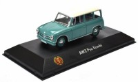 1:43 AWZ P70 Kombi 1958 Green/White