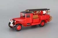 1:43 ПМЗ-7 пожарная машина, красный