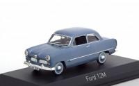 1:43 FORD 12M 1954 Blue Metallic