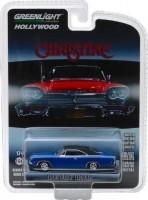 """1:64 DODGE Charger машина Денниса Гилдера 1968 (из к/ф """"Кристина"""" 1983)"""