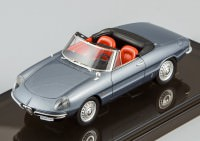 "1:43 Alfa Romeo 1600 Spider ""Duetto"" 1966 (graphite grey)"