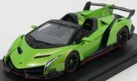 1:43 Lamborghini Veneno Roadster (verde ithaca)