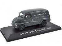 "1:43 FIAT 615 ""POSTE ITALIANA"" 1956 Black"