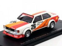 1:43 AUDI 80 Gr.II #26 W.Bergmeister/H-J.Nowak ETCC Monza 1980
