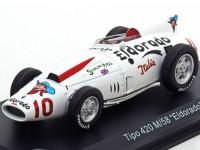 "1:43 MASERATI Tipo 420 M/58 ""Eldorado"" 1958"
