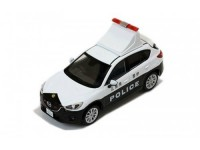 "1:43 MAZDA CX-5 ""Japanese Patrol Car"" (Дорожная полиция Японии) 2014"