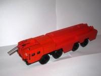 1:43 МАЗ-7310 пожарный автомобиль