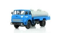 1:43 МАЗ-5334 АЦПТ-6,2 Цистерна, голубой / серый